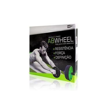 Roda de Exercicios Abdominal/Ombro/Tricpes Abwheel - MbFit