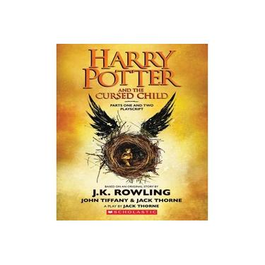 Harry Potter And The Cursed Child - Parts One And Two Playscript Us Edition - Thorne, Jack - 9781338216660
