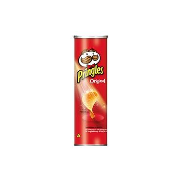 Batata Pringles Original 132g