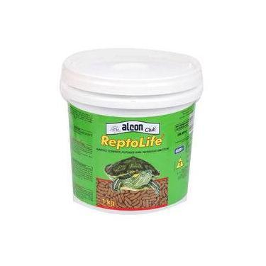 Ração Alcon Club Reptolife 1,0kg Tartarugas