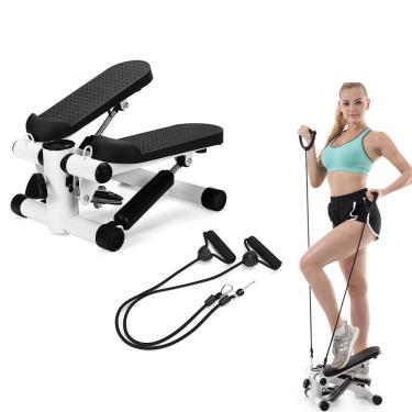 Aerobic Aptidão Stepper Mini Home Exercise Tools Máquina de treinamento de cintura para pernas