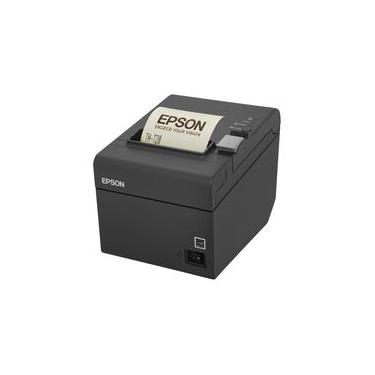 Imagem de Impressora Térmica Não Fiscal Epson Tm T20 Usb
