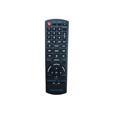 Controle Remoto Mini System Panasonic AKX-440 SKY-9044