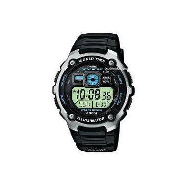 a9ae70285c9 Relógio de Pulso Masculino Casio Analógico Digital Esportivo ...
