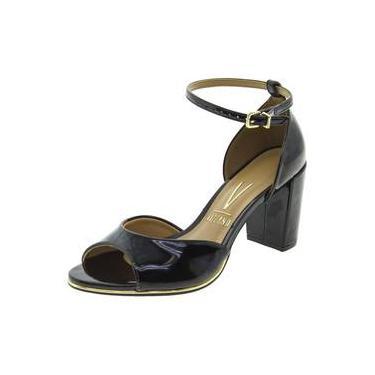 0cb353e85 Sandália Salto Vizzano Shoptime   Moda e Acessórios   Comparar preço ...