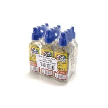 Cola Para Isopor Isopor/eva 35g Cx.c/12 Acrilex