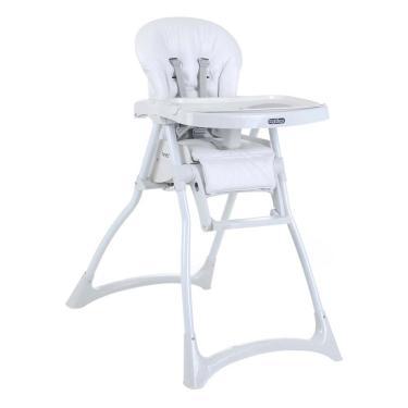 Cadeira Burigotto Refeição Merenda Branco  unissex