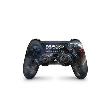 Skin Adesivo para PS4 Controle - Mass Effect: Andromeda