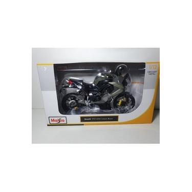 Imagem de Miniatura Moto Benelli TNT 1130 Century Racer - Escala 1/12 - Burago