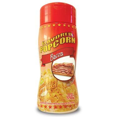 Tempero para Pipoca - Sabor Bacon