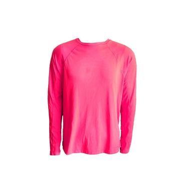 Camiseta Ultra Light Feminina P Rosa Sunthrice