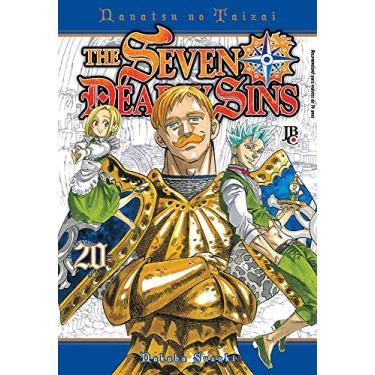 The Seven Deadly Sins - Vol. 20 - Suzuki, Nakaba; - 9788545702368