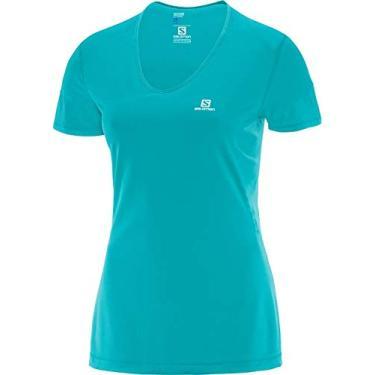 Camiseta Salomon Feminina - Comet Ss Tee