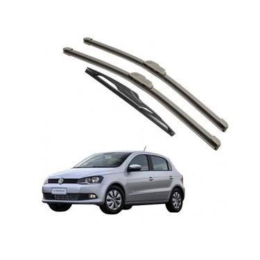 Kit Palhetas Dianteira e Traseira para Volkswagen Gol G6 2013 a Atual