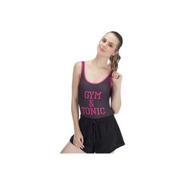 Body Fitness Oxer Gym Tonic - Feminino