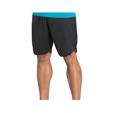 Shorts poliéster masculino - calção academia fitness - Lupo 76348