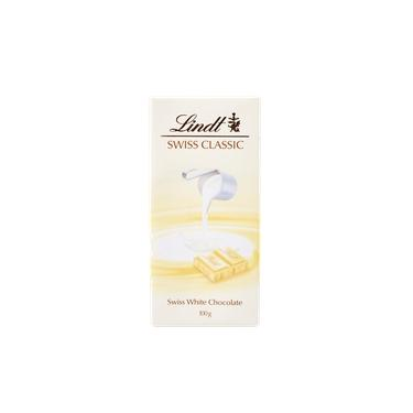 Chocolate Lindt Classic White 100g