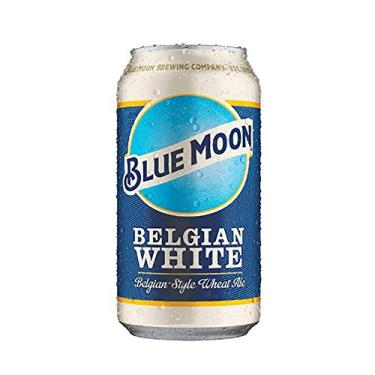 CERVEJA BLUE MOON BELGIUM WHITE LT 355ML Blue Moon 355