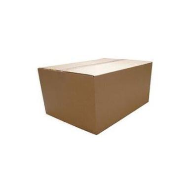 Caixa Pequena Duplex 400x450x200mm Marrom Pilar