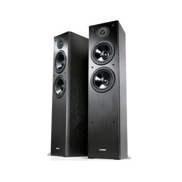 Yamaha NS-F51 - Par de caixas acústicas Torre para Home Theater Preto