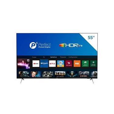 """Imagem de Smart TV LCD LED 55"""" Philips 55PUG7625/78 4K UHD HDR10+, 2USB, Wi-Fi, Bluetooth, 3 HDMI e 60 Hz"""