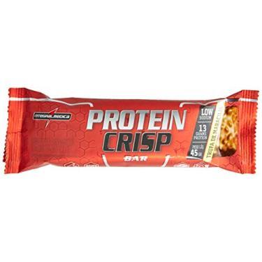 Protein Crisp Bar 12 Unidades 45g Trufa de Maracujá, IntegralMédica
