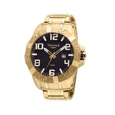 5f333dc164d Relógio Masculino Analógico Technos Legacy 2315ABA 4P - Dourado