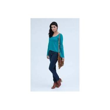 ddad4387f Camisa, Camiseta e Blusa Manga Longa Renda | Moda e Acessórios ...