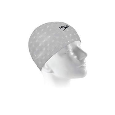 Touca Comfort 3D Cap Speedo Único Cinza Prata