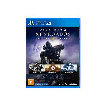 Game Destiny 2 Renegados - PS4