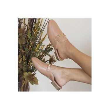 Sapato Mule Sua Cia Antique Feminino 8120-12435