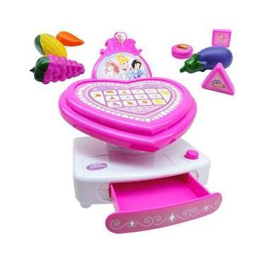 Imagem de Caixa Registradora Infantil Princesas Disney Yellow