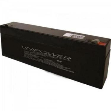 Bateria Estacionária Selada 12V/2,3A VRLA UP1223 UNIPOWER - Loja Zaaz