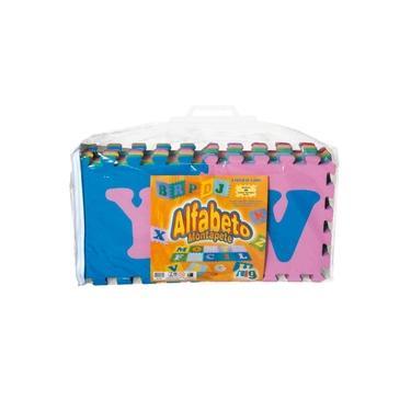 Imagem de Kit Tapete de Eva Alfabeto Montapete da Nig Brinquedos 0824