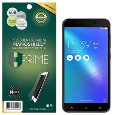 """Pelicula HPrime NanoShield para Asus Zenfone 3 5.5"""" ZE552KL, Hprime, Película Protetora de Tela para Celular, Transparente"""