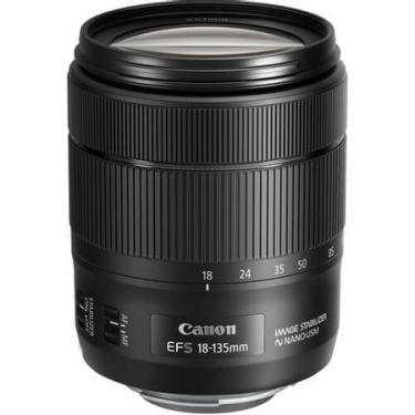 Imagem de Lente Canon EF-S 18-135mm f/3.5-5.6 IS USM (NANO USM)