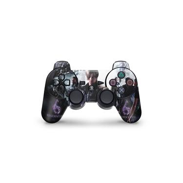 Skin Adesivo para PS3 Controle - Resident Evil 6