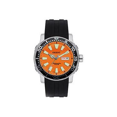 560b8ce338a Relógio Masculino Orient Analogico Esportivo Scuba Diver Automático  469SS040 O1SX