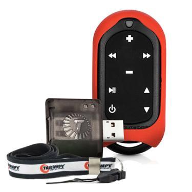 Controle Longa Distância Taramps Connect Control Som Carro Controle Longa Distância Taramps Connect Control Vermelho