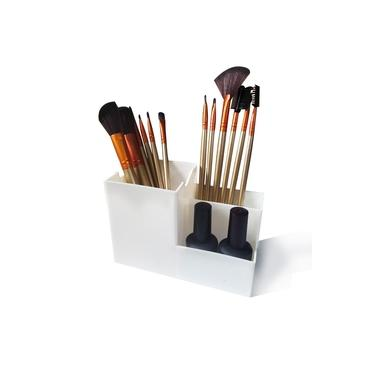Organizador Porta Maquiagem Pincel Unhas Gel Batom