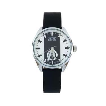 63409a79f21 Relógio Masculino Analógico Social Berze BT170M Branco
