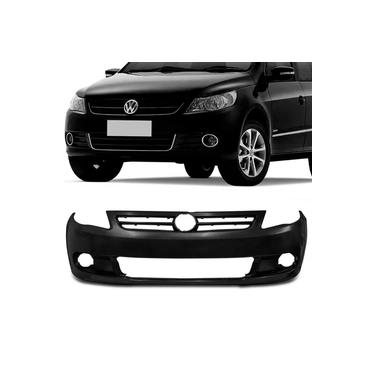 Imagem de Parachoque Dianteiro Volkswagen Gol G5 2009 a 2012 Preto Liso