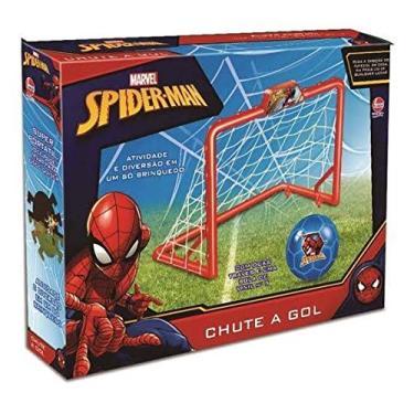 Imagem de Chute a Gol Trave Homem-Aranha - Líder 2046