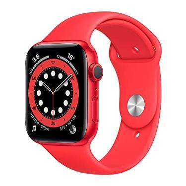 Imagem de Relógio Apple Watch Series 6 Vermelho M00M3