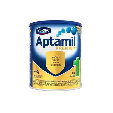 Fórmula Infantil Aptamil Premium 1 400g