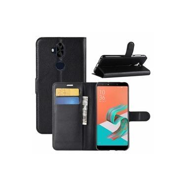 Capa Carteira Com Flip Para Zenfone 5 Selfie / Zenfone 5 Selfie Pro Zc600KL