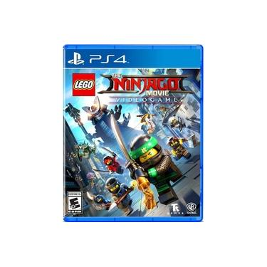 Lego Ninjago Movie Video Game - Ps4