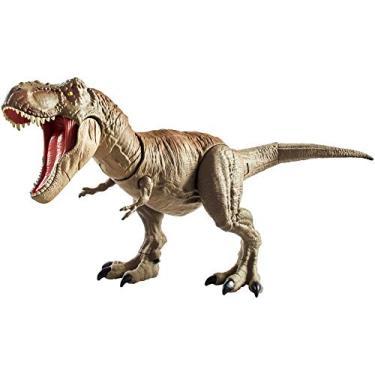 T. Rex de Batalha, Jurassic World, Mattel
