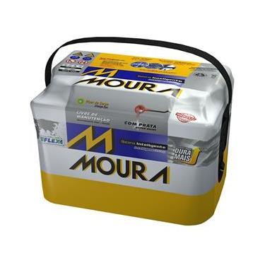 Bateria Automotiva Moura 60AH M60GD