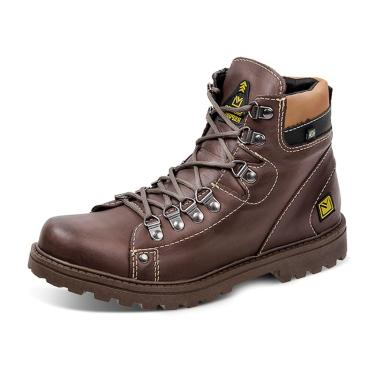 Bota Sandro Moscoloni Worker Extreme Café  masculino